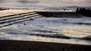 【まとめ】 初日の出で波にさらわれる@神栖 真