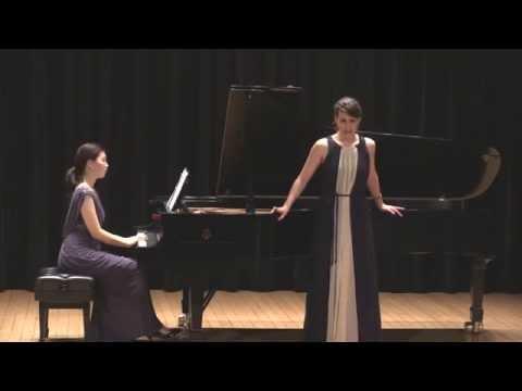 Strauss Vier Lieder, Op. 27