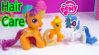 MLP Collection Hair Care Tips on Mcdonald