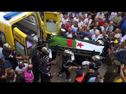 Le chanteur Rachid Taha enterré en Algérie