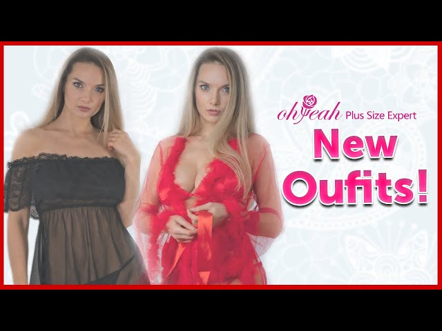 AFFORDABLE CLOTHES TRY ON   OH YEAH PLUS SIZE EXPERT