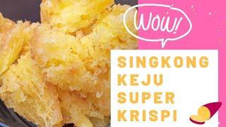 Download Resep Singkong Keju Mekar Super Crispy Cocok Untuk Jualan