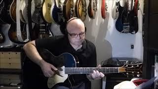 gitarjulekalender/guitar advent calendar 2018 - ketil strand - 18 klinge skal et jubelkor