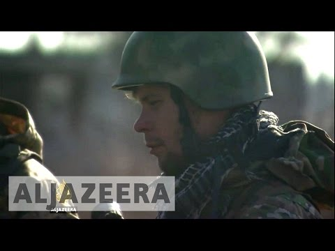 Talk to Al Jazeera - Eastern Ukraine: Enduring the suffering of war