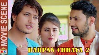 Friendship Scene of Darpan Chhaya -2 | Pushpall, Sahara , Shraddha , Firoj