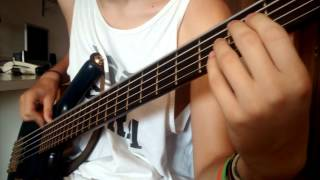 Cryptopsy - Mutant Christ Bass Cover feat Yotobi & Lez89