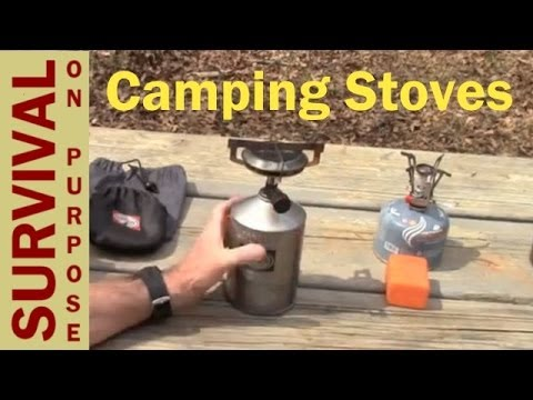 Camping Stoves - Outdoor Basics
