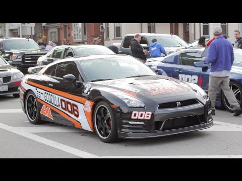 The Ohio Valley 700 Road Rally!-Day One