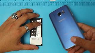 Galaxy S7 Edge Battery Replacement - How To Repair Guide S7-S7 Edge thumbnail