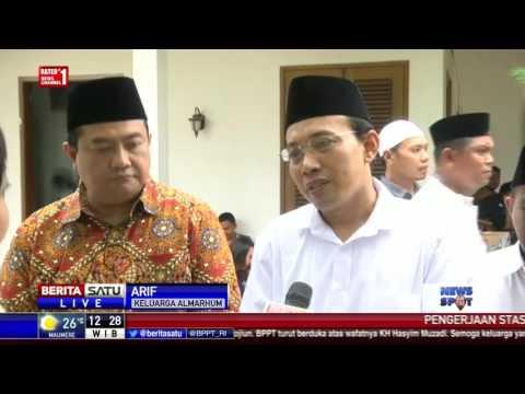 Hasyim Muzadi Bakal Dimakamkan di Kompleks Ponpes Al Hikam Depok