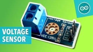#17 Voltage sensor uitlezen met Arduino
