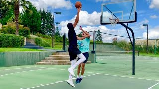 EPIC 1v1 Using Only NBA Players Signature Moves!
