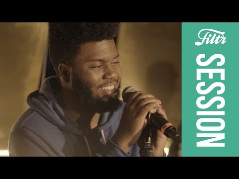 Khalid  Young Dumb & Broke Filtr Acoustic Session Germany