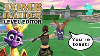 What happens when Lara Croft meets Spyro