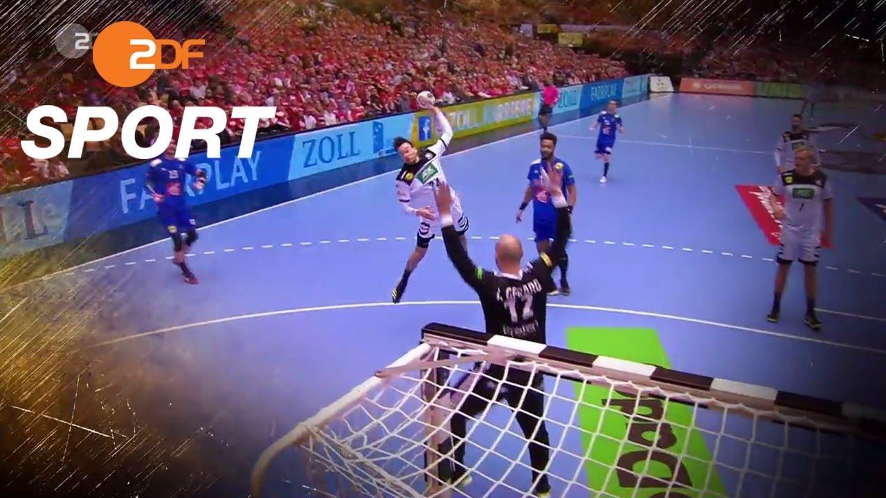 Frankreich Deutschland Handball