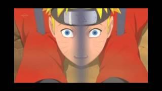 Naruto vs Pain AMV Papercut Linkin Park