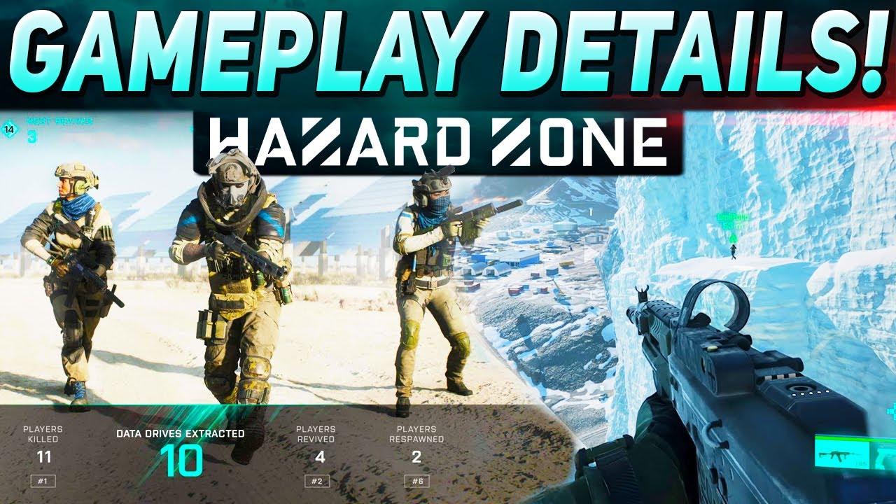 Das ist Hazard Zone in Battlefield 2042 - Gameplay Details