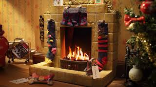 Joules and Wallace & Gromit Christmas Advert 2019. Christmas at the Click of a Button!