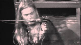 The Allman Brothers Band - Midnight Rider Recorded Live: 9/10/1973 ...