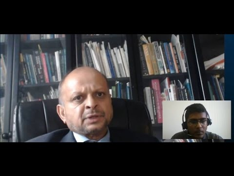 Interview with TGTE Prime Minister  Visuvanathan Rudrakumaran