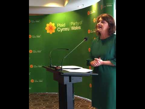 'The Change We Need' - Leanne Wood