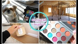 Vlog:  BARN APARTMENT ♥ FIRST LOOK + MARCH BOXYCHARM