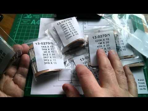 Project: ETI Vocoder - Construction of Oscillator PCB