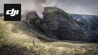 DJI Stories - Predicting Mount Etna Top 10 Video
