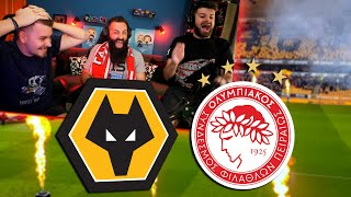 WOLVES - ΟΛΥΜΠΙΑΚΟΣ | FIFA 20 | TechItSerious