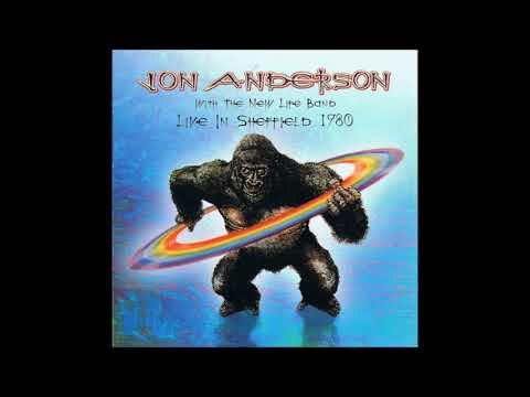 """Jon Anderson  """"The Prophet"""" with The New Life Band (Live in Sheffield 1980)"""