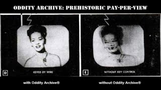 Oddity Archive: Episode 89 – Prehistoric Pay-Per-View