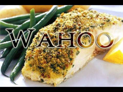 The Best Fish I've Ever Had!!!! Tasty Tuesday 25: Wahoo