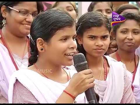 Tarang Music Freshers Ep 35 | Mahanga Women's College | Pallisahi | Cuttack