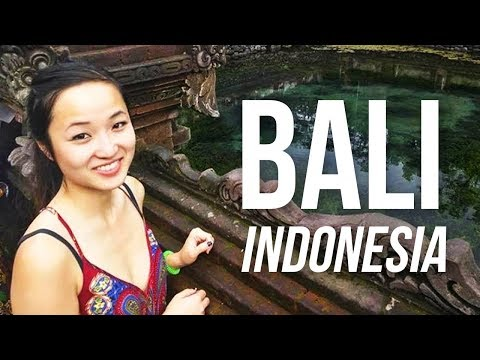 What Bali, Indonesia Was Like as a Digital Nomad / Solo Traveler (Bali Digital Nomad Vlog)