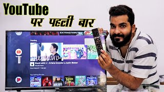 Youtube Haier Smart Led Tv With Google Assistant High speed Led Tv FullLoaded Led Tv