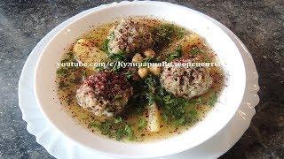 Кюфта. Азербайджанская кухня(АДРЕС КАНАЛА: http://www.youtube.com/c/КулинарияВидеорецепты Праздничная еда ..., 2015-03-27T19:35:34.000Z)
