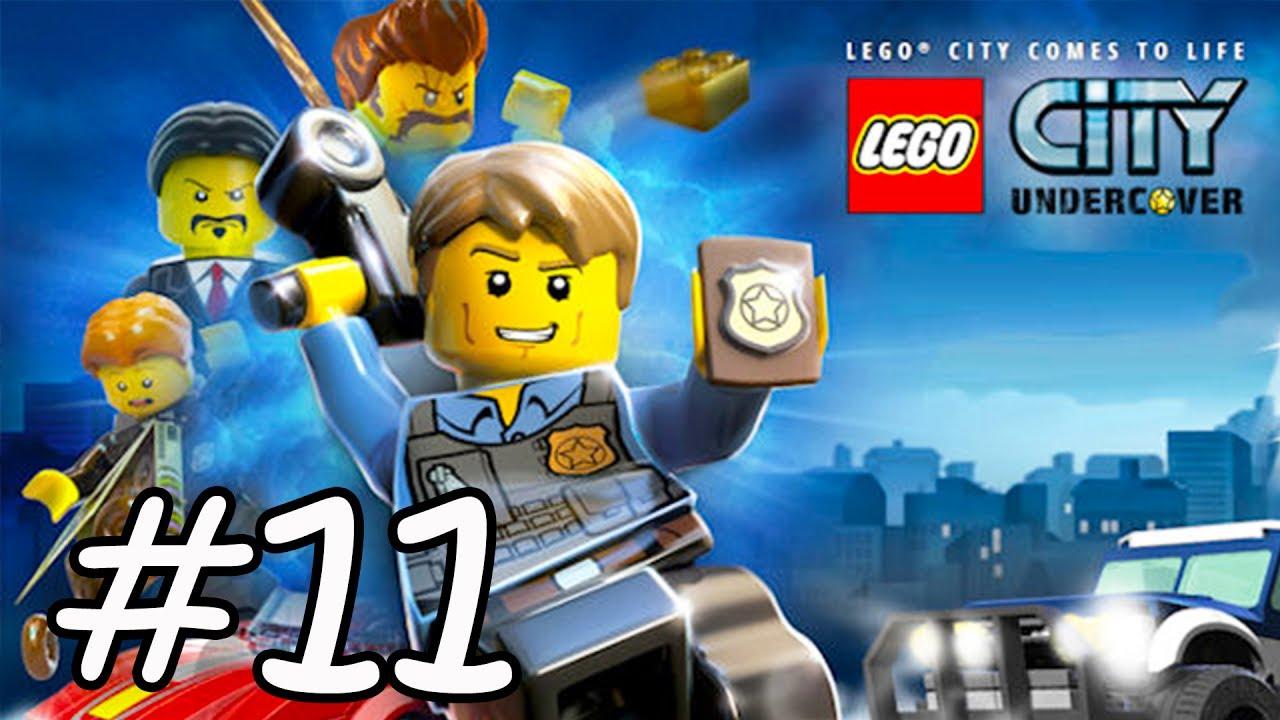 Lego City Undercover En Espanol Videos De Juegos De Legos