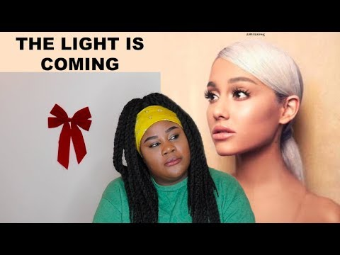 Ariana Grande ft. Nicki Minaj - The Light Is Coming |REACTION|