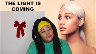 Baixar Ariana Grande ft. Nicki Minaj - The Light Is Coming |REACTION|