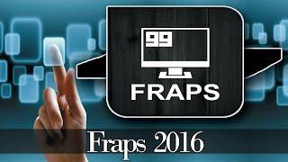 Como Baixar e Instalar FRAPS 2016 (CRACKEADO) + Configurção!