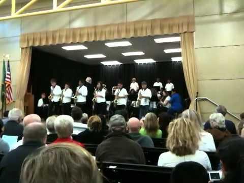 Parkside Elementary School, Band Concert, June 14, 2011