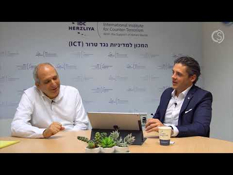 Terrorists and their use of the internet | Security World Tour with Uri Ben Yakoov