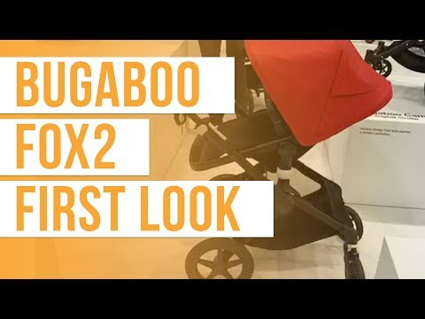 Bugaboo Fox 2 2020 Stroller   First Look   Review Fox2