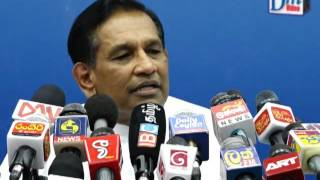 Avant Garde: Statement by two ministers not opinion of Govt. Rajitha