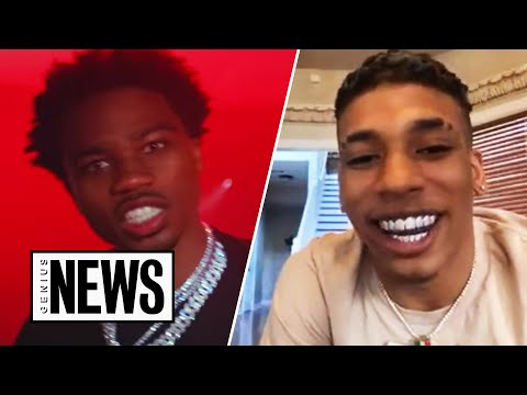 "NLE Choppa Breaks Down ""Walk Em Down"" Feat. Roddy Ricch 