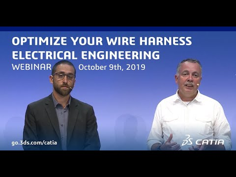 Optimize your Wire Harness Electrical Engineering - 9h30