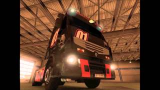 Euro Truck Simulator 2-Low Chassis-All-Truck [V2]