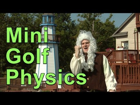 Mini Golf Physics | A Moment of Science | PBS