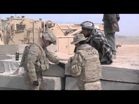 Progress in Gormach, Afghanistan (Report)