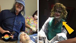 10 lekarzy, którzy dowodzą, że śmiech to zdrowie